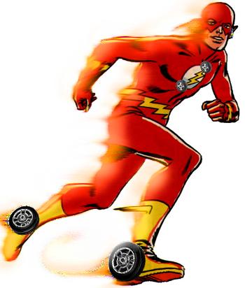 Liga de super inutiles Flash10