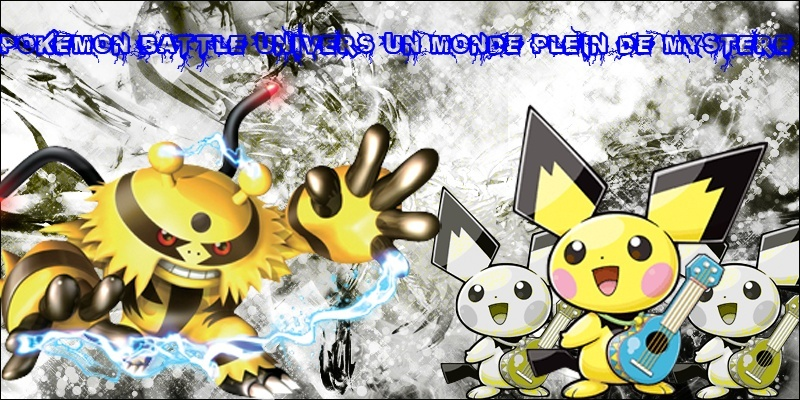 Pokémon Battle Univers