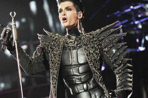 (francesoir.fr) Concert - Tokio Hotel se fait des cheveux (13.04.2010) France10