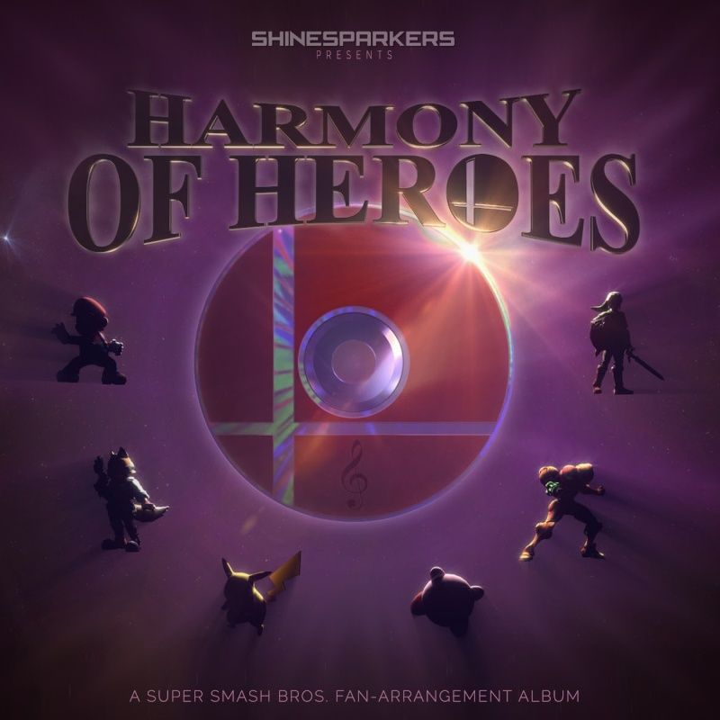 Harmony of (albums) maybe you would like to check these out? Hoh_co10