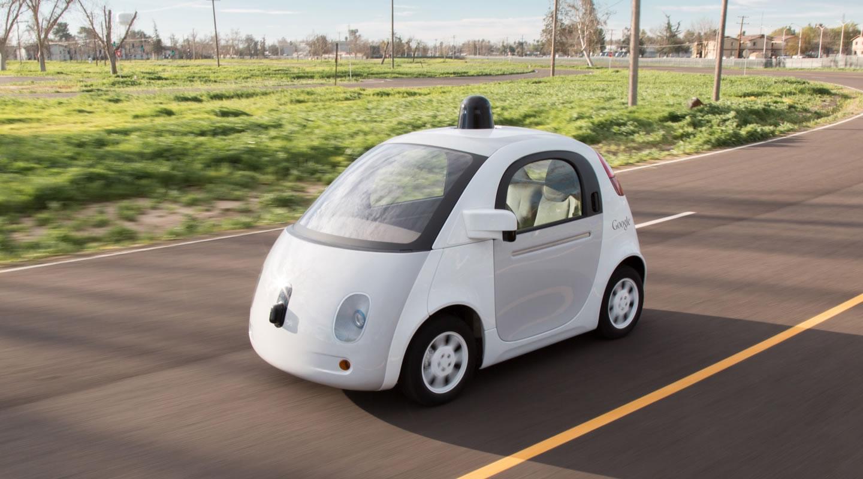 Google Car, le auto parleranno ai pedoni Home-w10