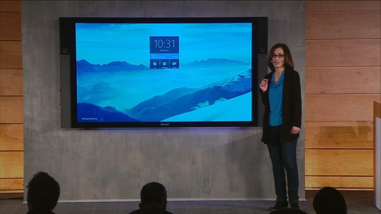 Microsoft, posticipato l'arrivo del Maxi-Schermo Micros10