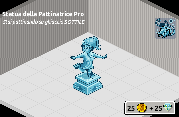 [ALL] Rara Statua della Pattinatrice Pro in Catalogo No9ozf10