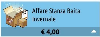 """[ALL] Inserito Affare Stanza """"Baita Invernale"""" Scherm33"""