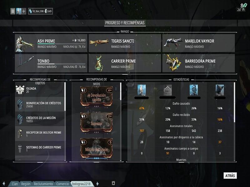 Build para Ash/Ash Prime Ashpun10