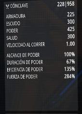 Build para Excalibur/Excalibur Prime Exca410