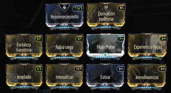 Build para Frost/Frost Prime Frostm10