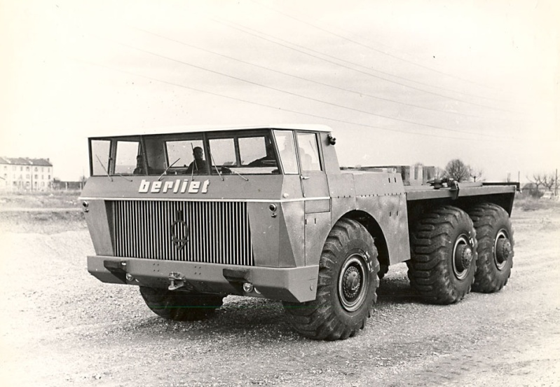 Documentations BERLIET... T100-n10