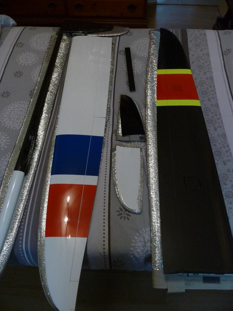 [VENDU - En attente de livraison] Planeur F3B  HURRICANE K P1030421