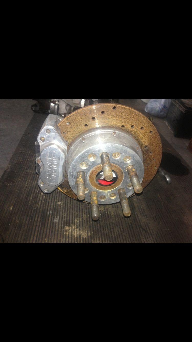 Nine inch rear narrowed complete SOLD Image14