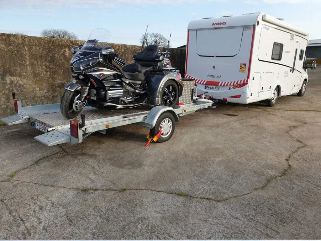 Projet de camping-car - moto embarquée - Page 4 20210311