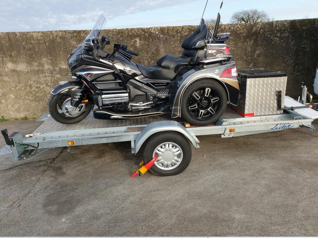 Projet de camping-car - moto embarquée - Page 4 20210313