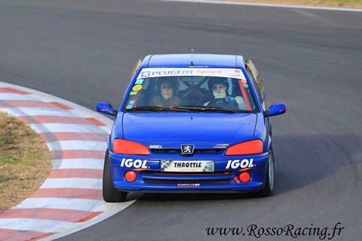 """[Throttle] 106 s16 """"coupe"""" Trackdays  - Page 39 12247010"""