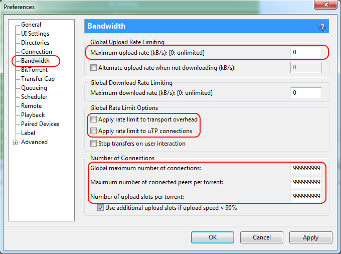How to speed up/fix µTorrent downloads. [GUIDE] 45263410