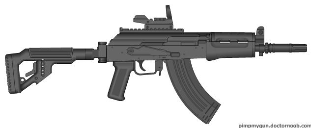 Pimp My Gun beta Myweap11