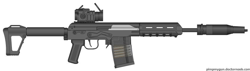 Pimp My Gun beta Myweap13