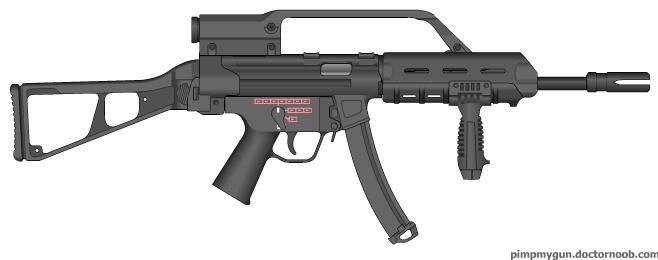 Pimp My Gun beta Myweap14