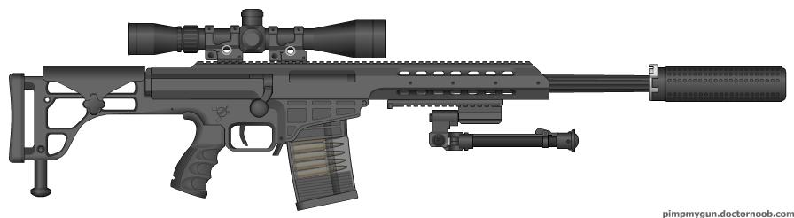 Pimp My Gun beta Myweap15