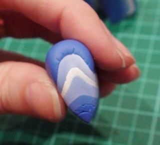 Murrina Flor azul Flor810