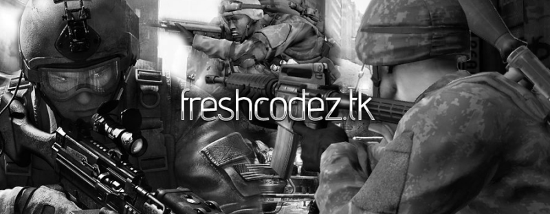 Banner that I have made for freshcodez Banner16