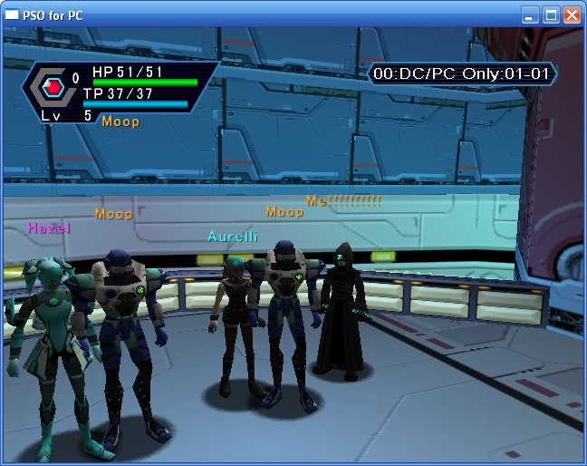 PSO PC/ V1&V2 Screenshot Gallery! - Page 13 Double11