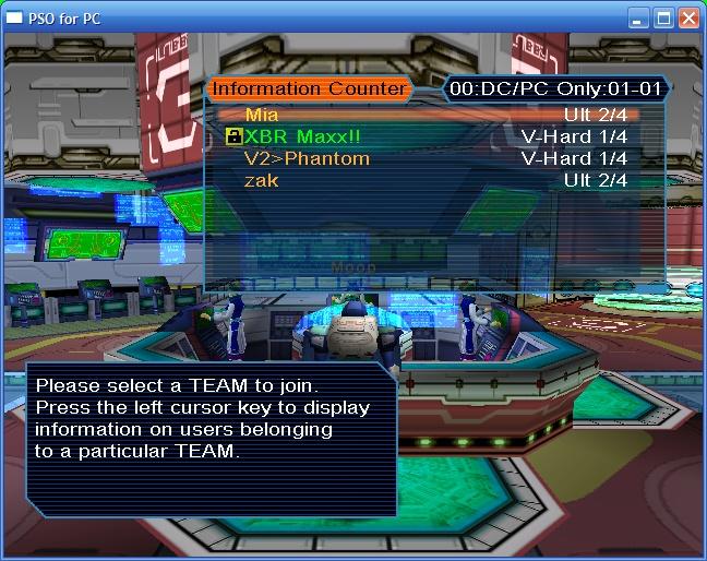 PSO PC/ V1&V2 Screenshot Gallery! - Page 16 Ohnoes10