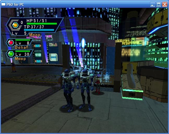 PSO PC/ V1&V2 Screenshot Gallery! - Page 13 Twinsa10