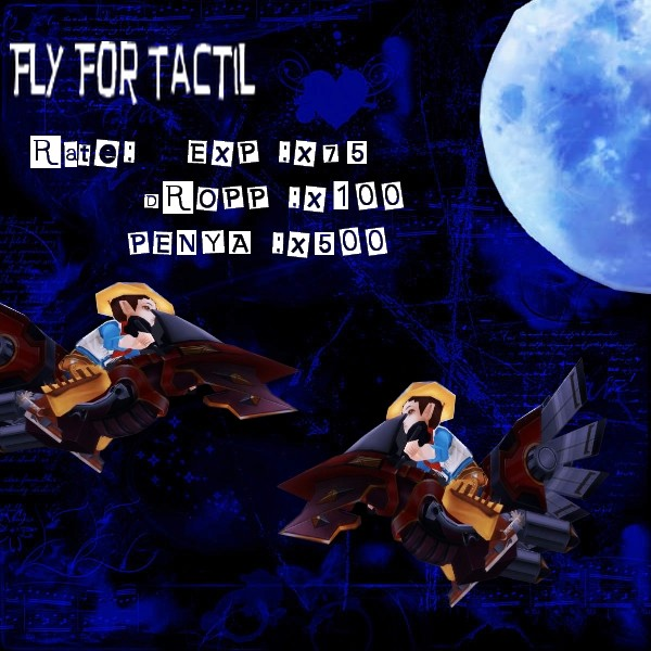 Fly For Tactil
