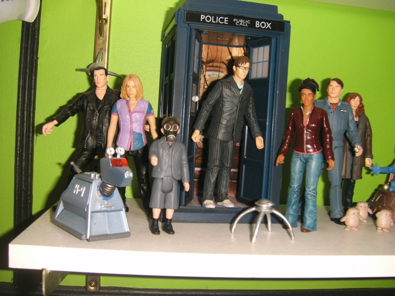 The Doctor Who Collecting Thread 01810