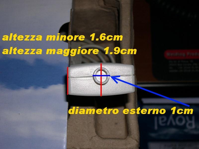 fws20 - Misure sensore termo-igrometrico PCE fws20 (foto) 3pce10
