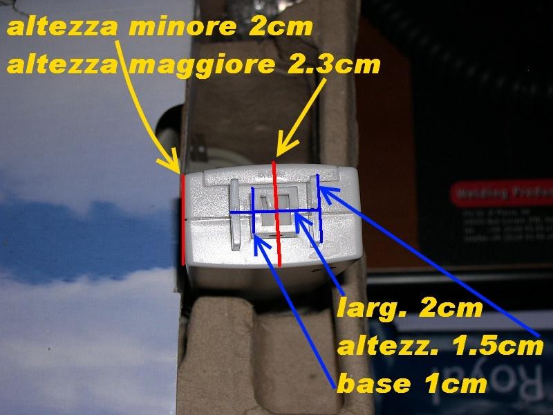 fws20 - Misure sensore termo-igrometrico PCE fws20 (foto) 4pce10
