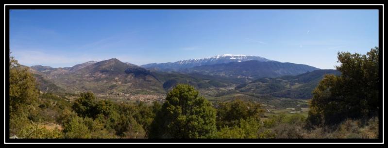 Buis les baronnies et le Mont Ventoux Panora10
