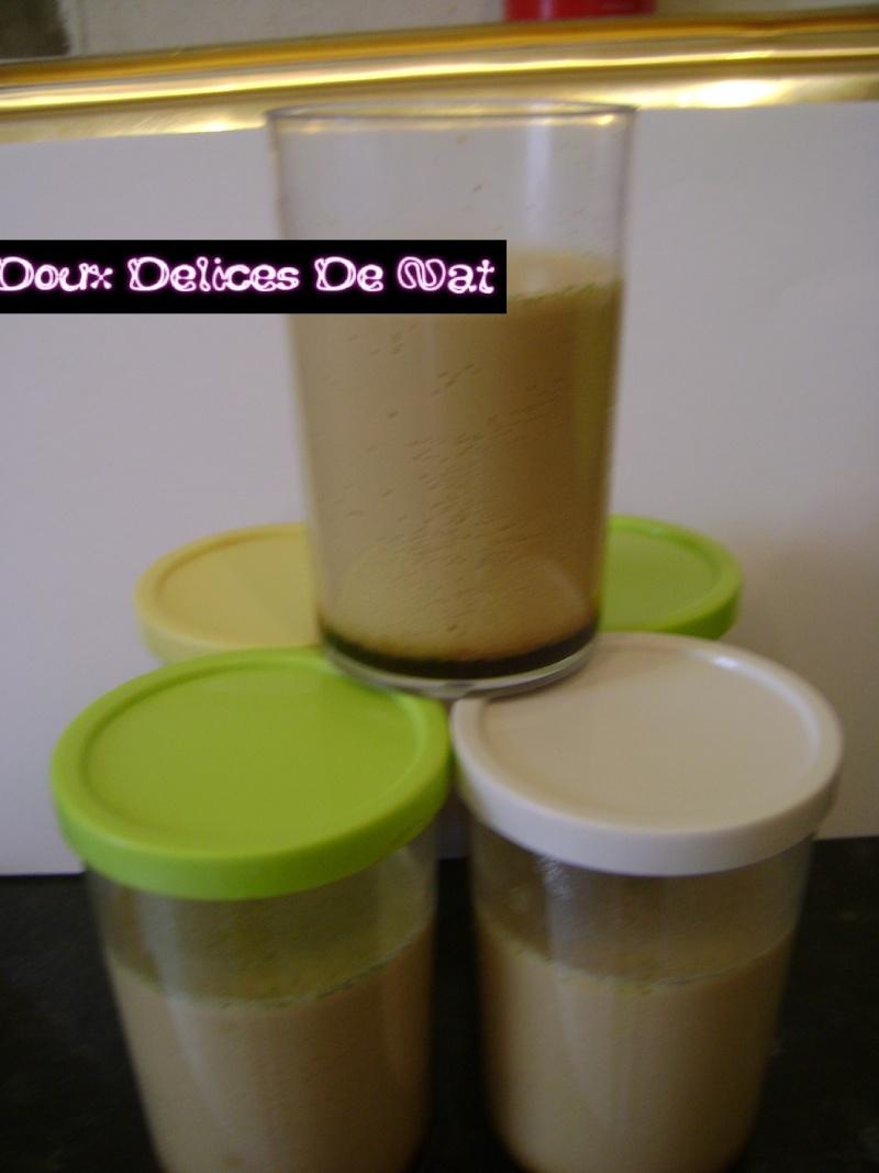 Yaourt au caramel liquide vanillé Dsc02532