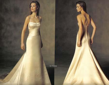 Abiti da sposa 2010: Pronovias Teide10