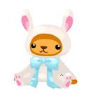 hey amanda i need help plz come here! Bunny_10