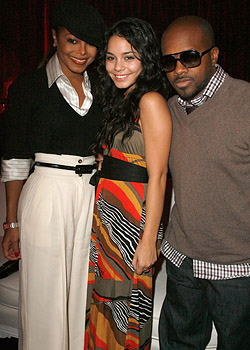Frederick's Of Hollywood Debuts Fall 2007 Collection - Arrivals Vaness28