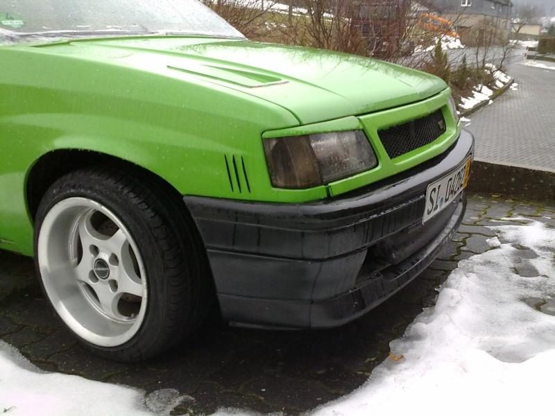 Unser Corsa Projekt ... 14032010