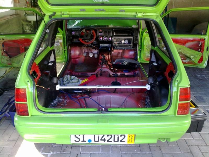 Unser Corsa Projekt ... 22042010