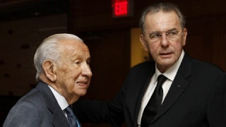 L'ex-président du CIO Juan Antonio Samaranch s'en est allé.... Swisst10