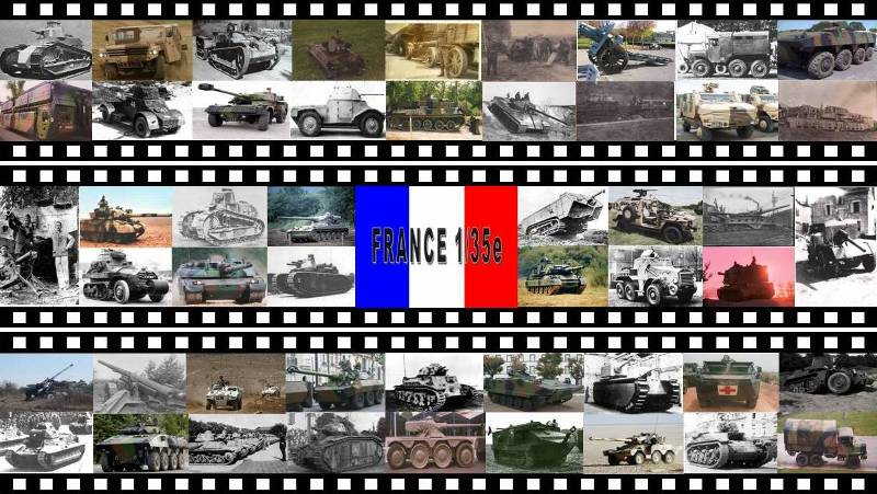 FRANCE 1/35.