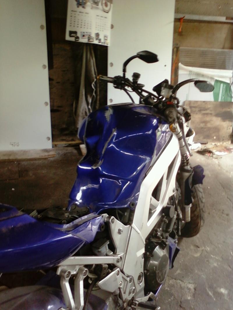 La moto sur circuit Photo013