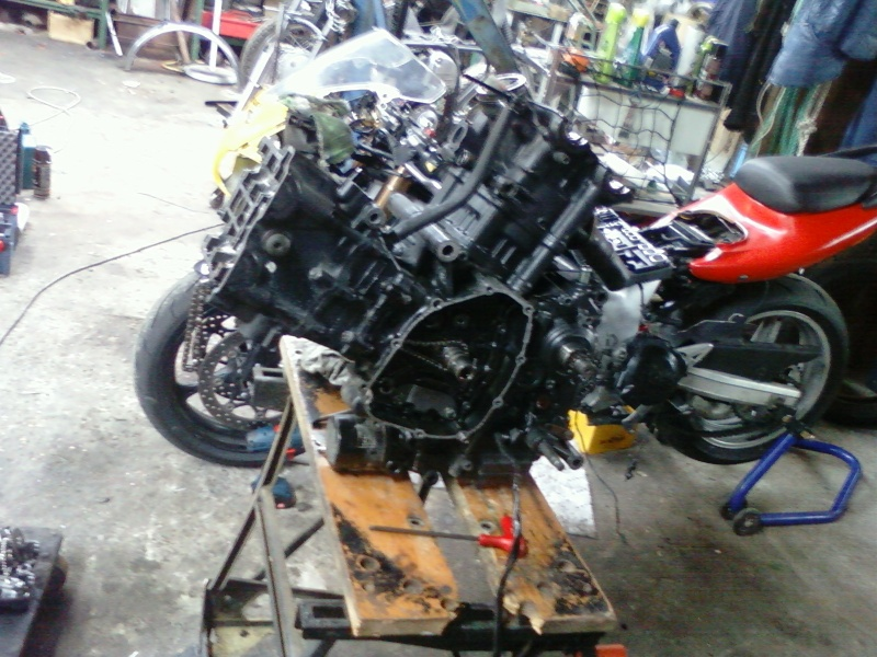 La moto sur circuit Photo017