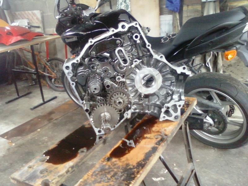 La moto sur circuit Photo020