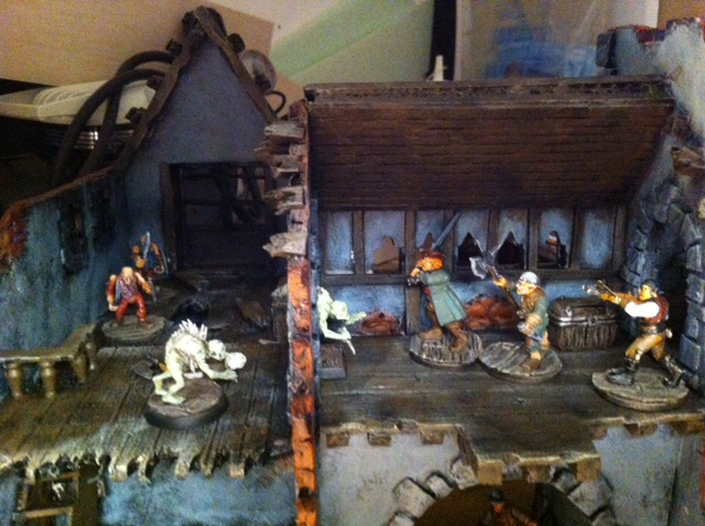 Tutorial décors :Great war, Old West, Pirates, divers... - Page 5 Photo_13