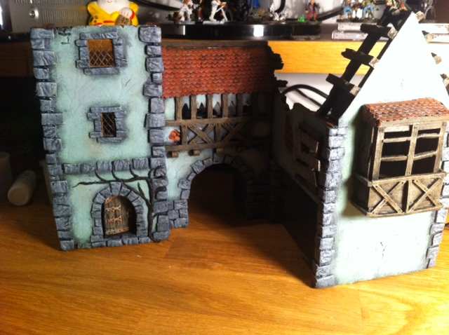 Tutorial décors :Great war, Old West, Pirates, divers... - Page 5 Photo_15
