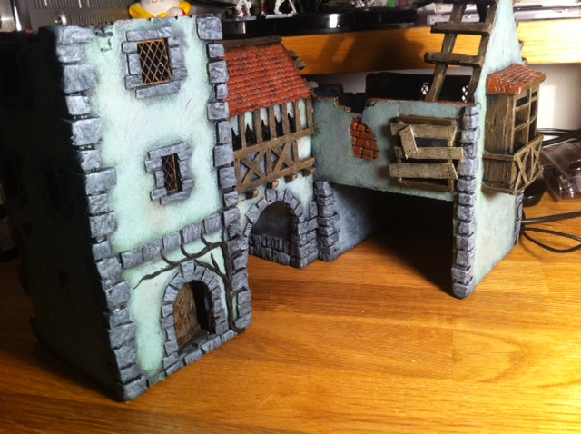 Tutorial décors :Great war, Old West, Pirates, divers... - Page 5 Photo_16