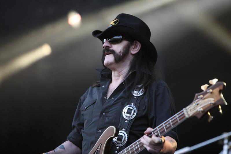 Lemmy de Motorhead: R.I.P. Motorh10
