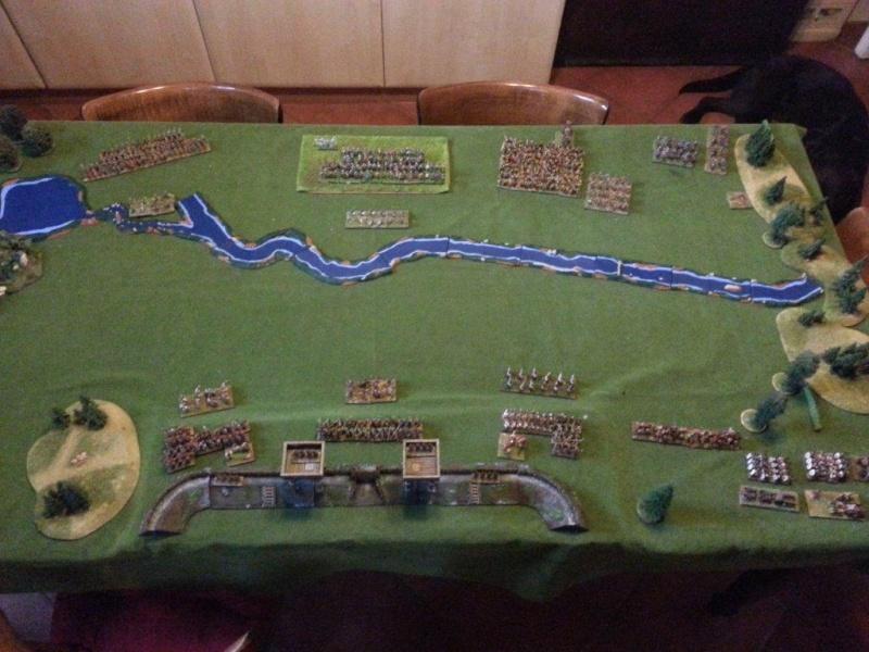 La battaglia del fiume Sabis (o di Sambre) - 57 a.C. 57_a_c10
