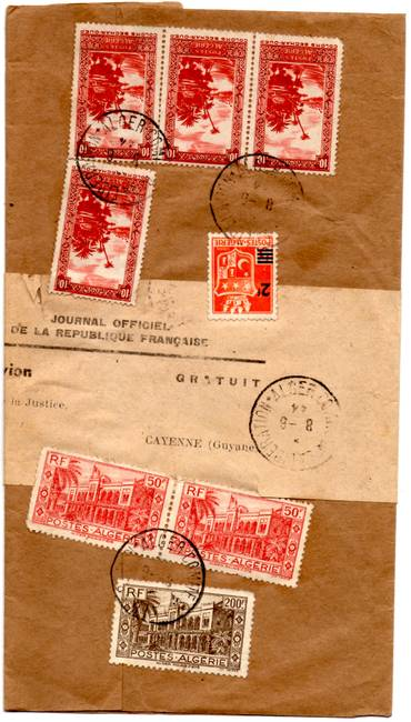 Le courrier de la France Libre 1944_j10
