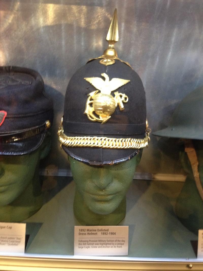 LES CASQUES DE L'US ARMY ET LEURS CAMOUFLAGES Pickel10